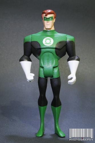 Justice League Unlimited Action Figures