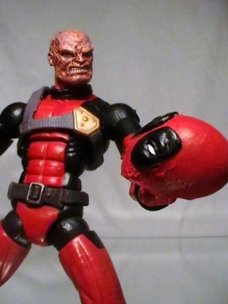 Marvel Deadpool Unmask...