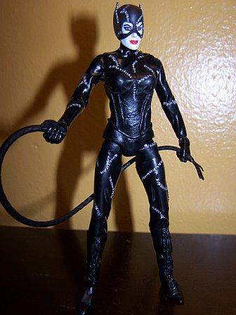 catwoman costume michelle pfeiffer. Figure: Michelle Pfeiffer as