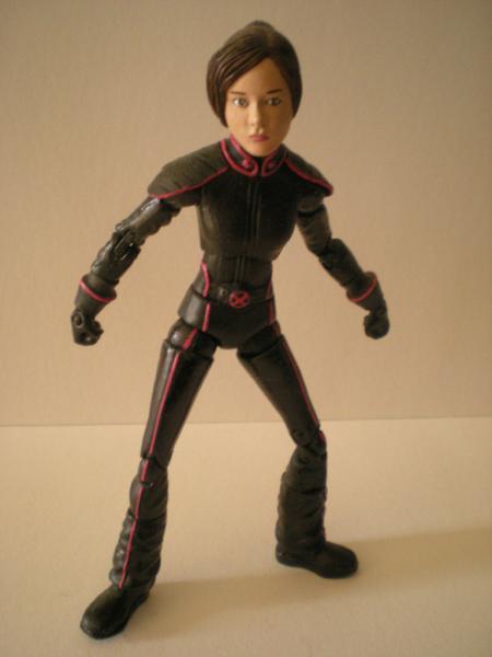 X3 Shadowcat - Kitty Pryde X-Men 3 Movie Custom Action FigureX Men Shadowcat Movie