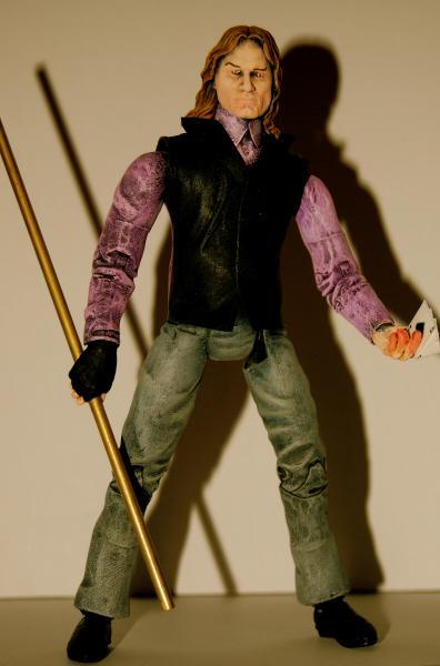gambit x men origins. Figure: Gambit (X-Men Origins: