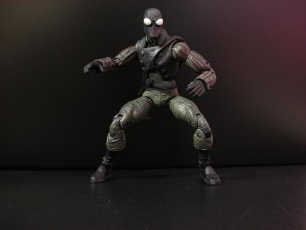 Spider Man Noir Toys