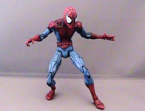 Ultimate spiderman carnage figure - photo#10
