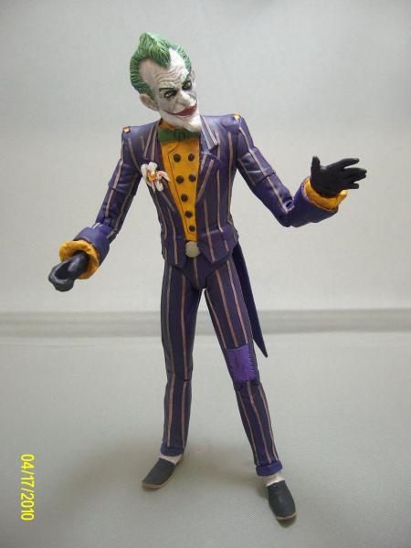 BATMAN: ARKHAM ASYLUM figurine Joker