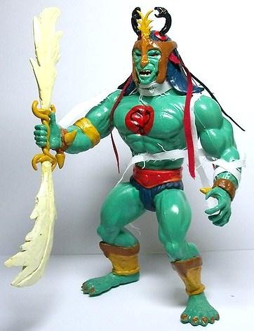 Thundercats on Thundercats Mumra He Man Style  Masters Of The Universe  Custom Action