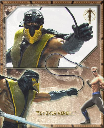 mortal kombat scorpion pictures. Mortal Kombat Scorpion my