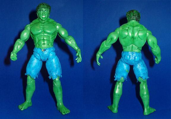 Lou ferrigno hulk action figure