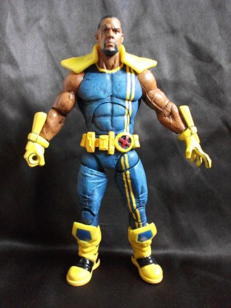 Men Bishop Costume Marvel Legends X-MEN BISHOPX Men Bishop Costume