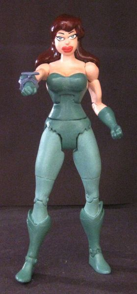poison ivy batman cartoon. Figure: Custom 6quot; Poison Ivy