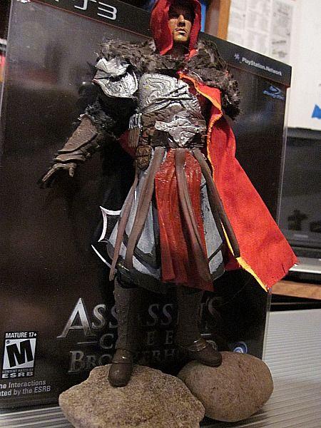Assassins Creed Future Armor Traffic Club