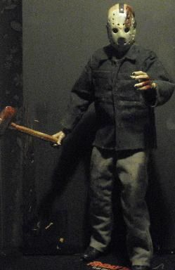 Jason Voorhees without His Mask http://www.figurerealm.com/viewcustomfigures.php?op=3&id=144