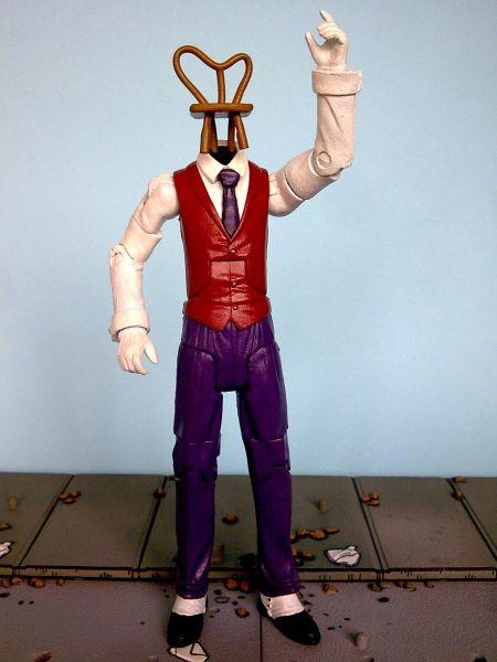 Mil mascaras action figure on ebay reanimators