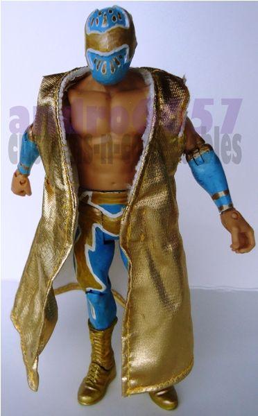wwe sin cara face. This is a custom WWE Sin Cara