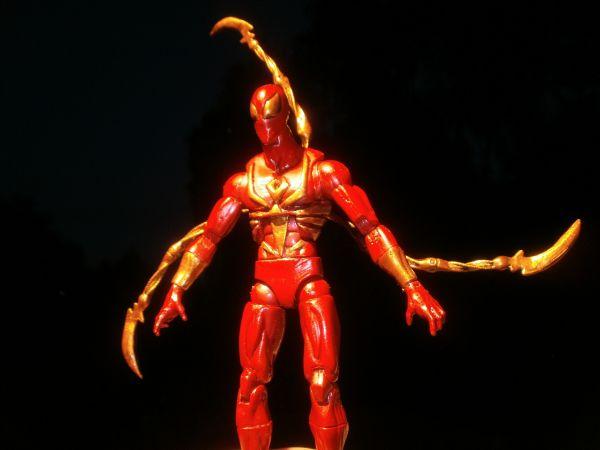 Iron Spider Symbol