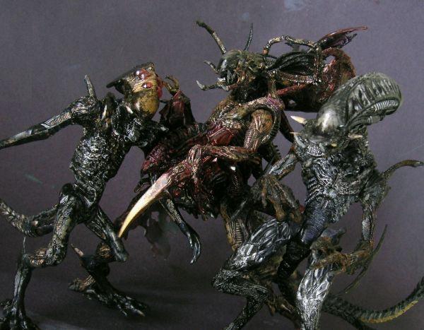 Alien Hybridz  Predali...