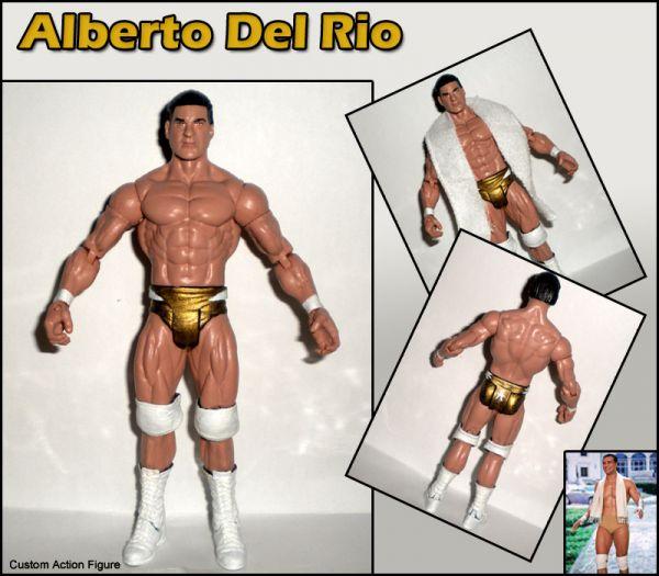 Alberto Del Rio Action Figure