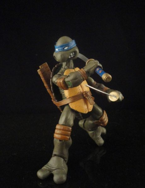 Leonardo neca teenage mutant ninja turtles custom action figure