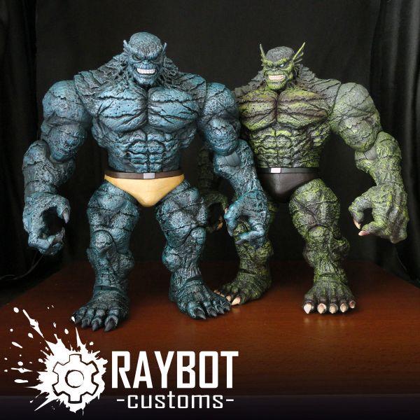 Bomb marvel legends custom action figure