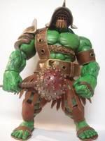 World War Hulk Figure