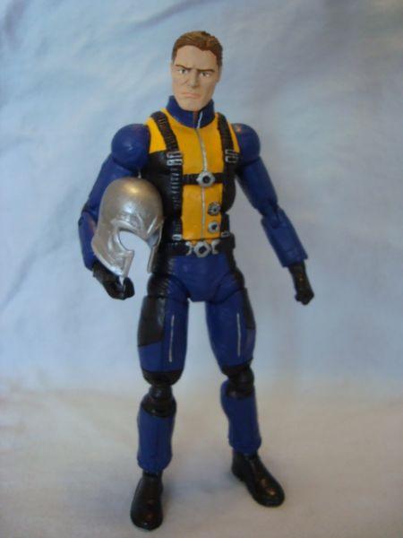 ... Flight Suit... X Men 2 Action Figures