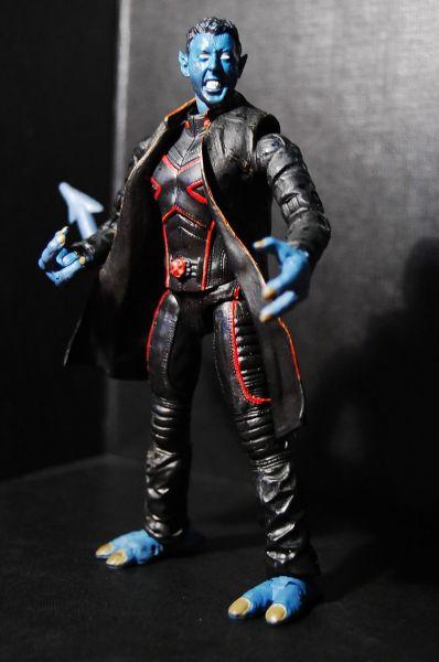 Nightcrawler in... X Men 2 Action Figures