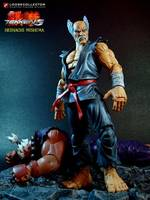 Heihachi Mishima Tekken 5 Custom Action Figure