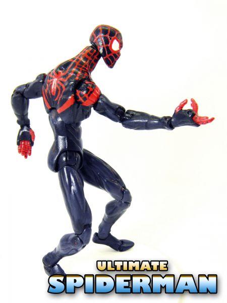 Ultimate spiderman carnage figure - photo#19