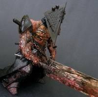 Horror Hombres Ii Pyramid Head Silent Hill Silent Hill Custom