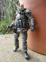 Captain John Price in Juggernaut Armour (Modern Warfare