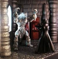 Underworld William Corvinus 1st Lycan Werewolf (Underworld) Custom ...