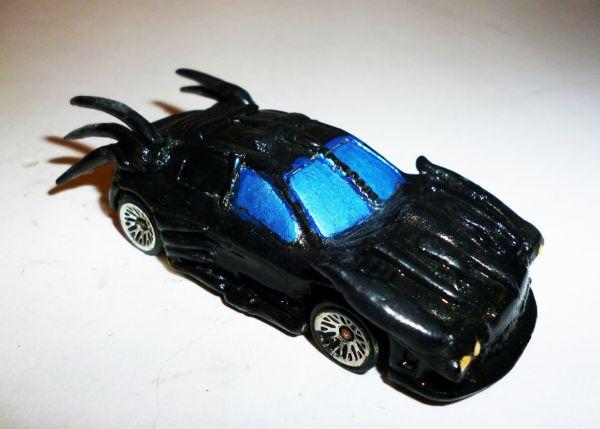 Late 90s Batmobile (Batman) Custom Miniature / Figurine
