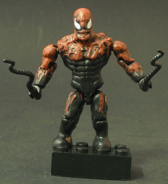 how to make custom mega bloks figures
