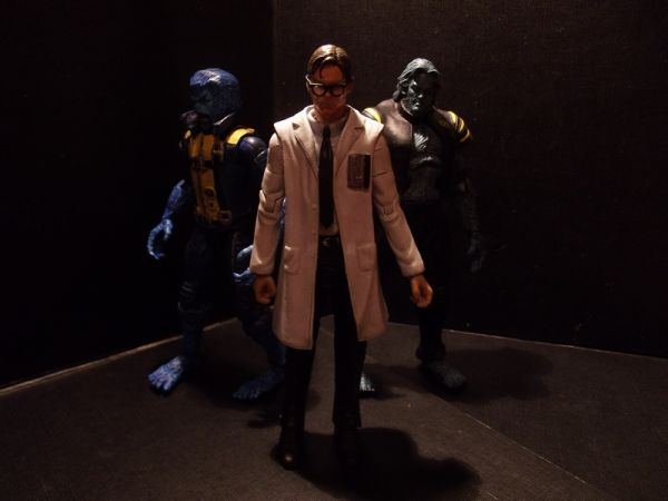 Henry  quot Hank quot  Mccoy-X-Men First Class Custom Action FigureX Men First Class Hank Mccoy