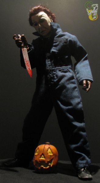 Michael Myers Halloween 2 Unmasked H8 halloween resurrection