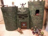 Castle Faker Castle Grayskull custom