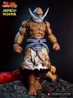 Jinpachi Mishima Tekken 5 Custom Action Figure