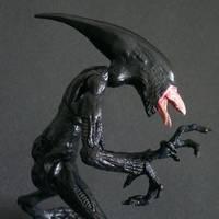 Alien Prometheus: the Deacon (Movie Maniacs) Custom Action