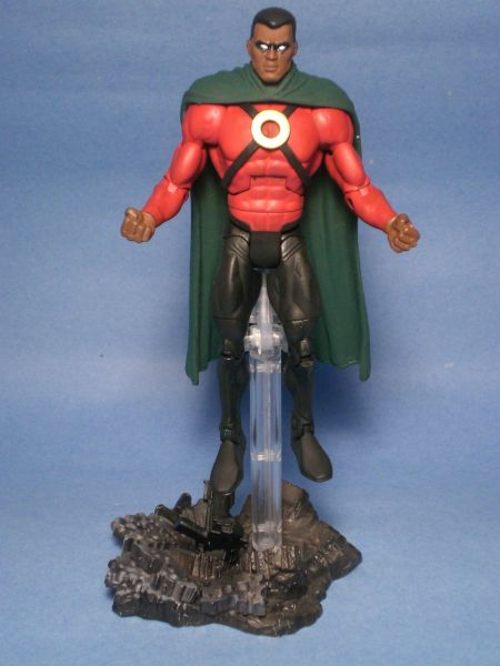 Young Justice Icon  Young Justice  Custom Action FigureYoung Justice Icon