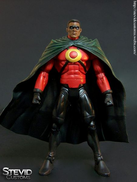 Icon Young Justice  DC Universe  Custom Action FigureYoung Justice Icon