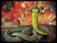 Bushmaster (Marvel Universe) Custom Action Figure