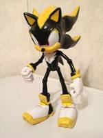 Android Shadow Sonic Custom Action Figure