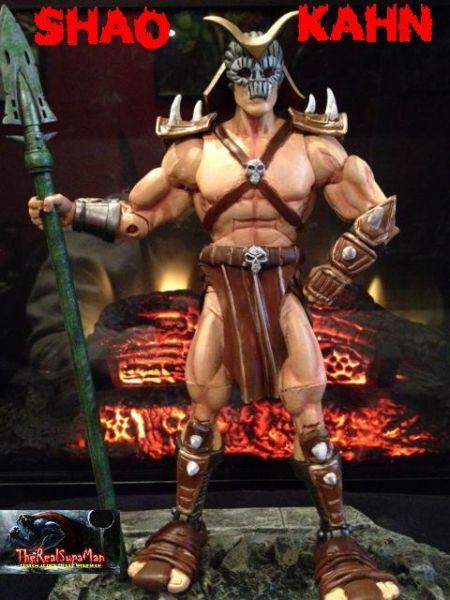 Mortal Kombat x Shao K...