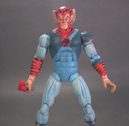 Tygra Thundercats on Tygra  Thundercats  Custom Action Figure