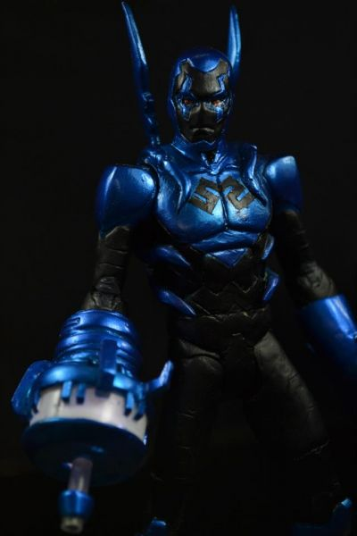 Young justice invasion blue beetle young justice custom action