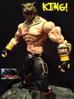 tekken king action figure
