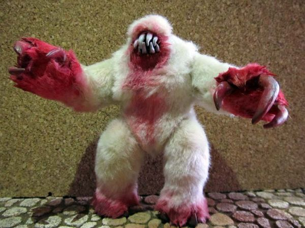 so, uh, there's a DOOM Cacodemon plush toy available to ... Quake Shambler Plush