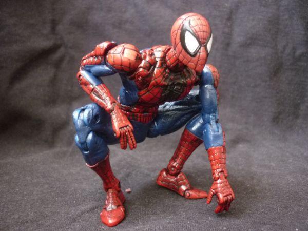 ... - Carnage Spiderman Marvel Legends Custom Figure Toy Venom Symbiote