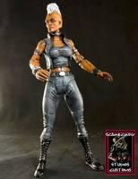 Mohawk Storm Marvel Legends Custom Action Figure