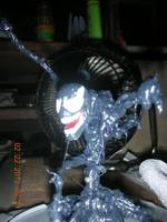 symbiote venom venom custom action figure