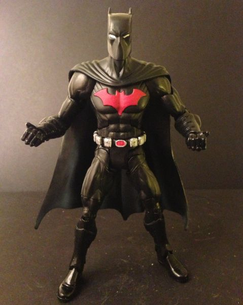 Iron Man Batman Suit Batman beyond mark iBatman Beyond Vs Ironman